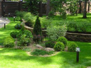 6 основных заповедей озеленения небольших участков земли