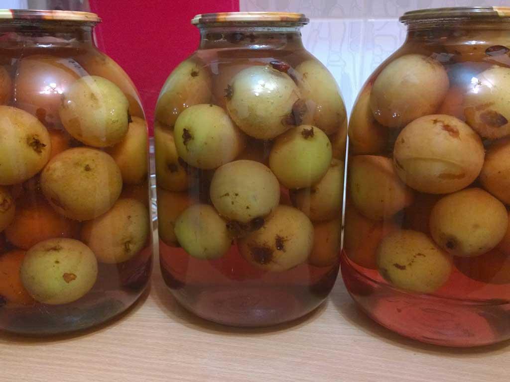Как приготовить заготовки из груш на зиму
