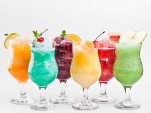 Напитки на праздничный стол