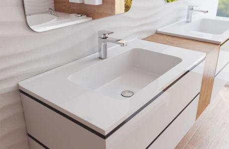 Подбор красивой раковины в ванную