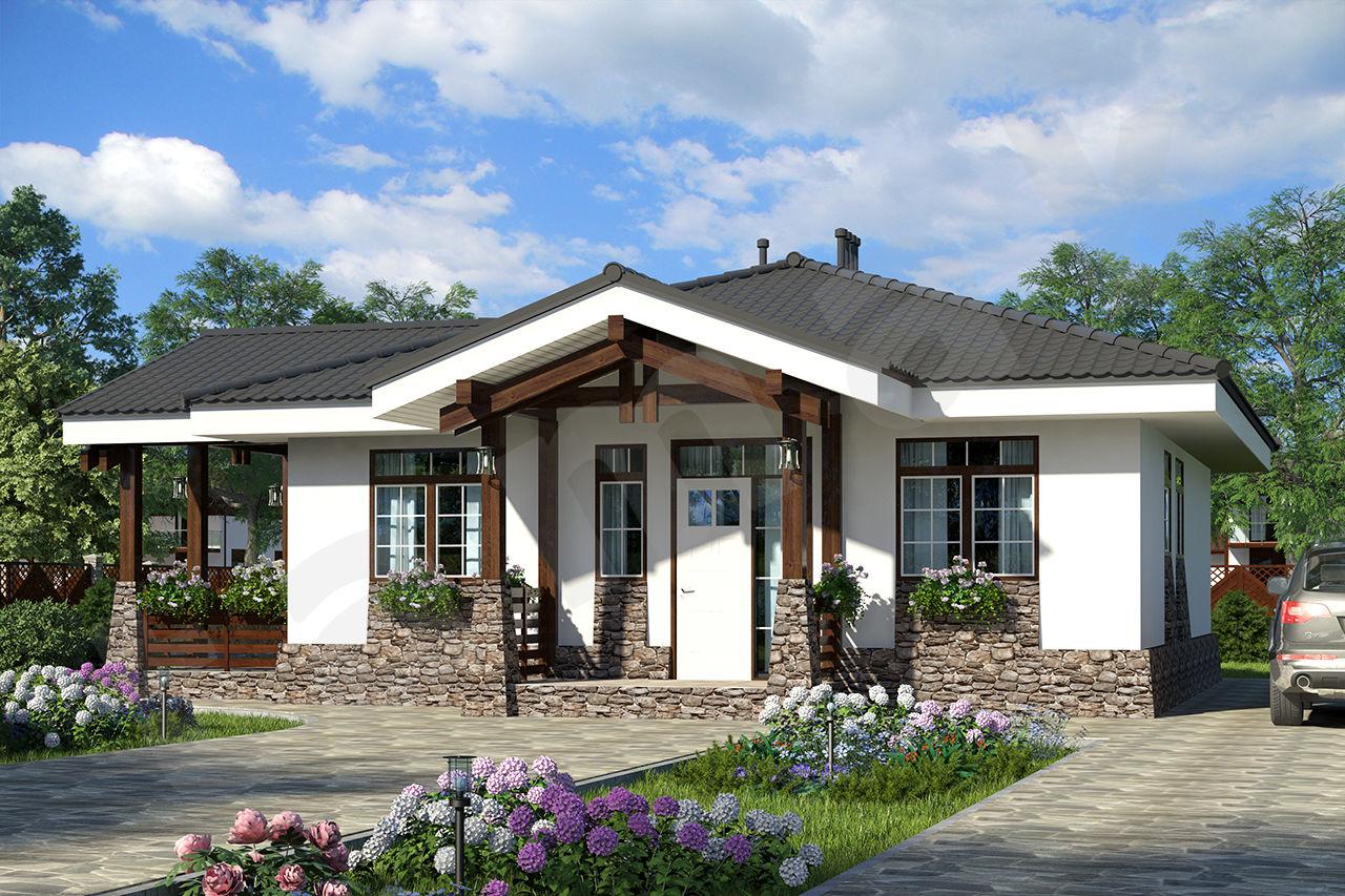 Проекты домов в Беларуси