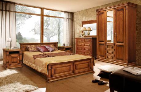 Купить мебель из натурального дерева