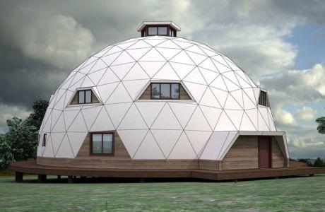 Геокупол: сколько стоит сборно-разборное сооружение?