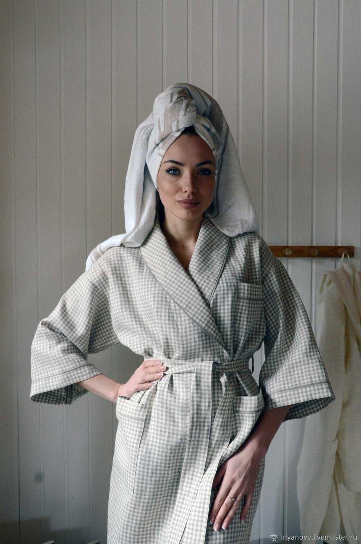 Купить халаты для бани