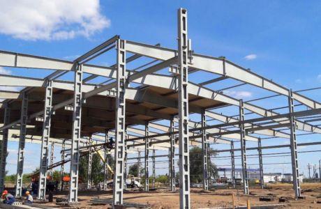 Заказ металлических конструкций