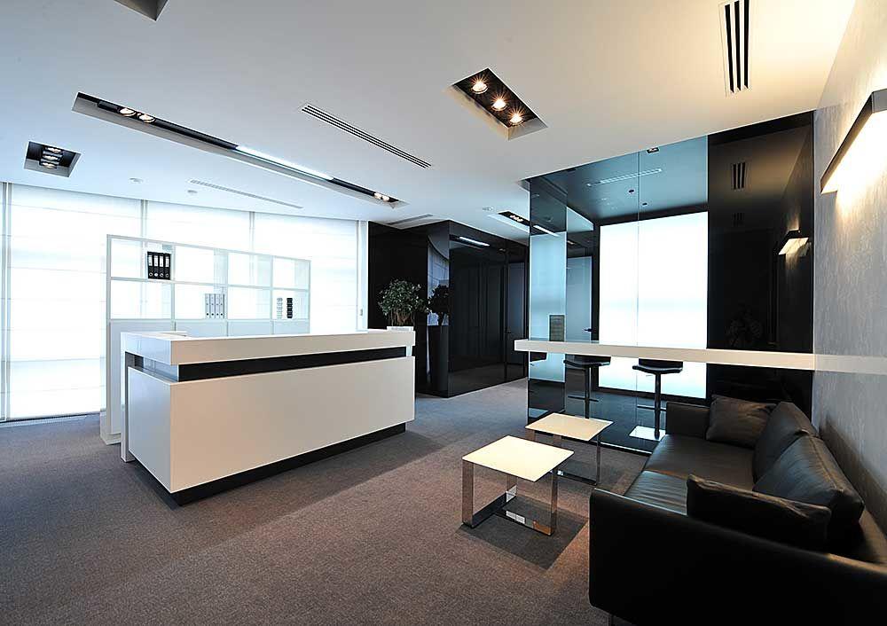 Дизайн офиса и коммерческих помещений