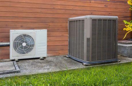 Купить тепловой насос воздух-вода