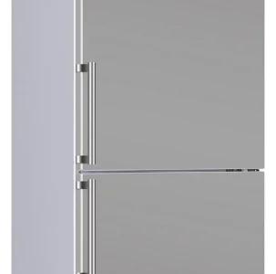 Бесшумный холодильник ASCOLI ADRFI359WE.