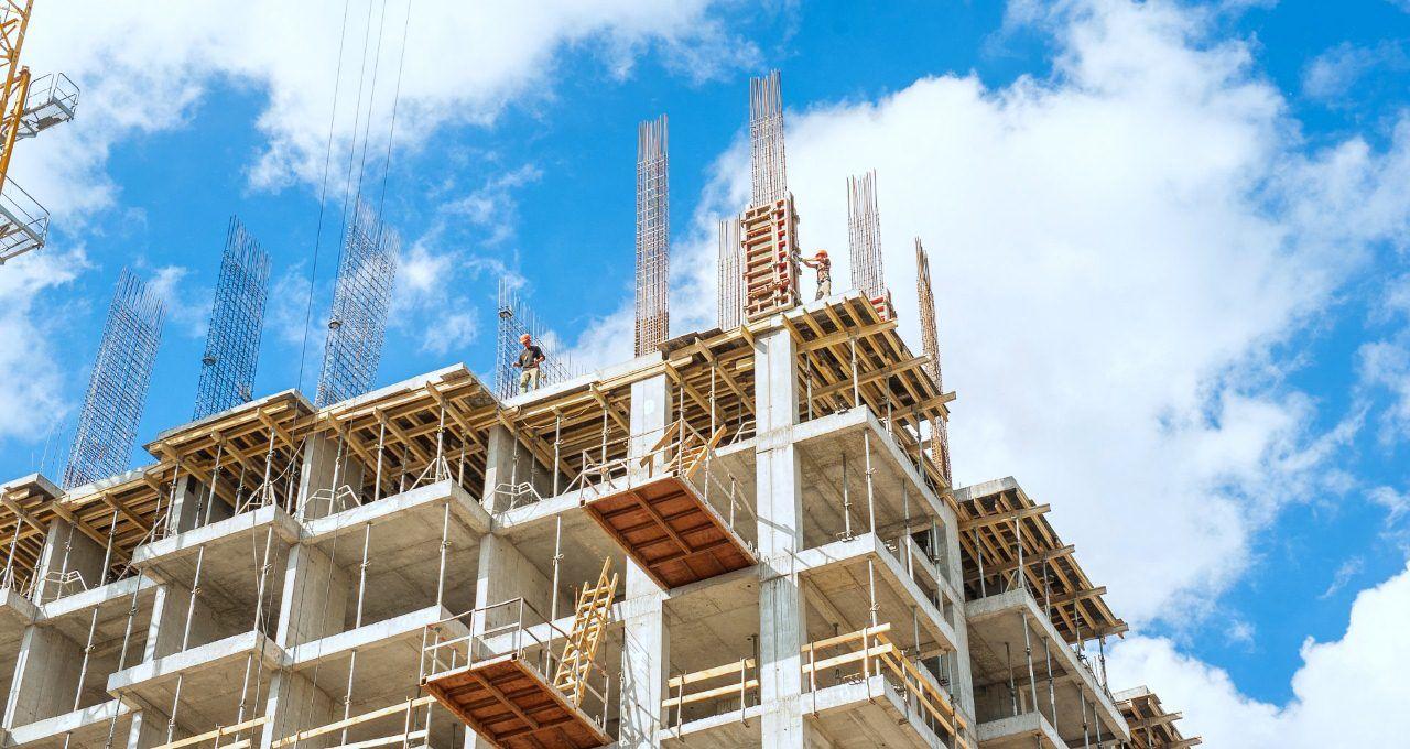 Возведение монолитных конструкций в Минске