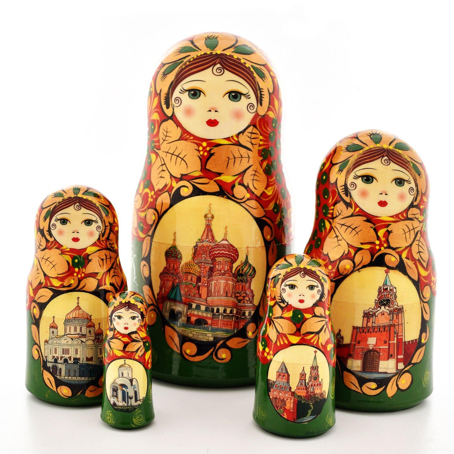Купить русские сувениры