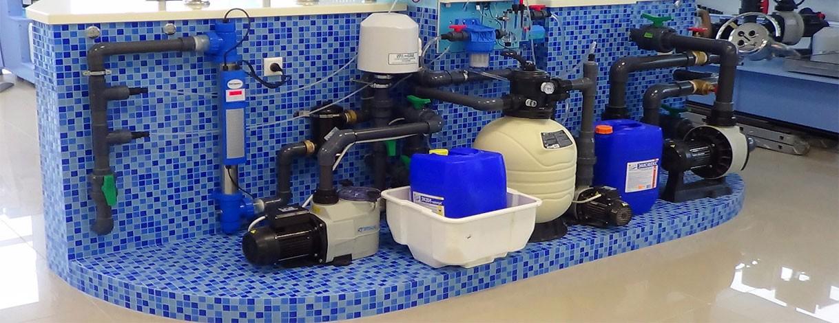 Как выбрать оборудование для бассейнов?
