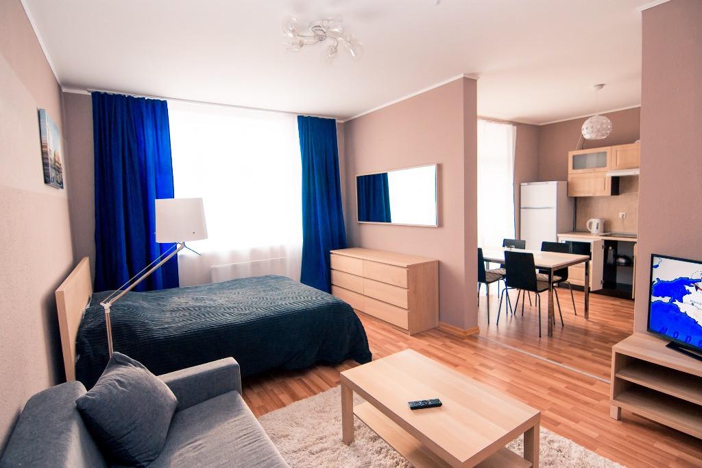 Однокомнатные квартиры в Екатеринбурге