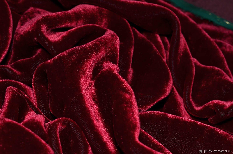 Разумные цены на ткань бархат высокого качества от надежного магазина alltext.com.ua