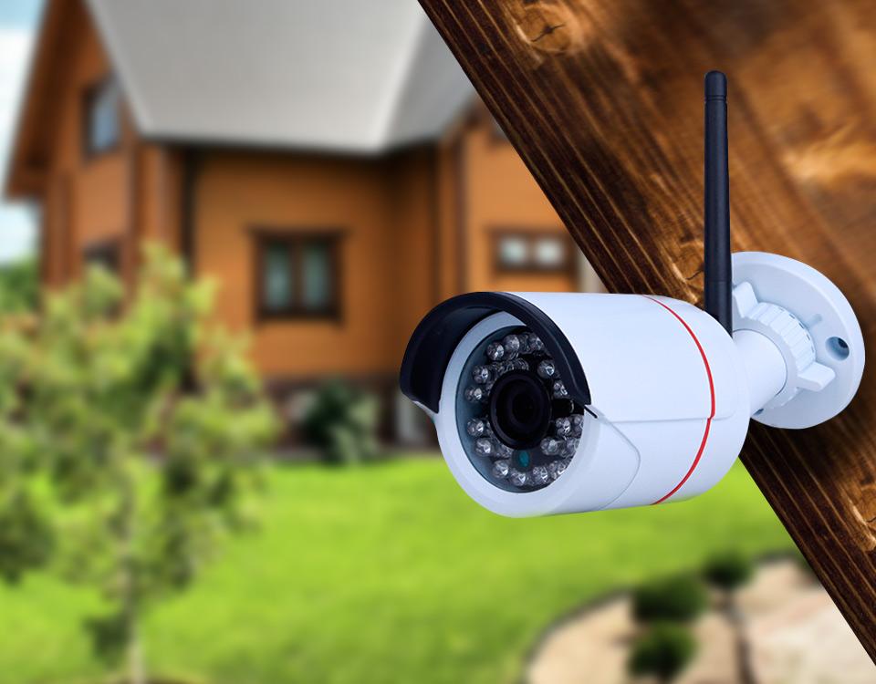 Как выбрать систему видеонаблюдения для дачи