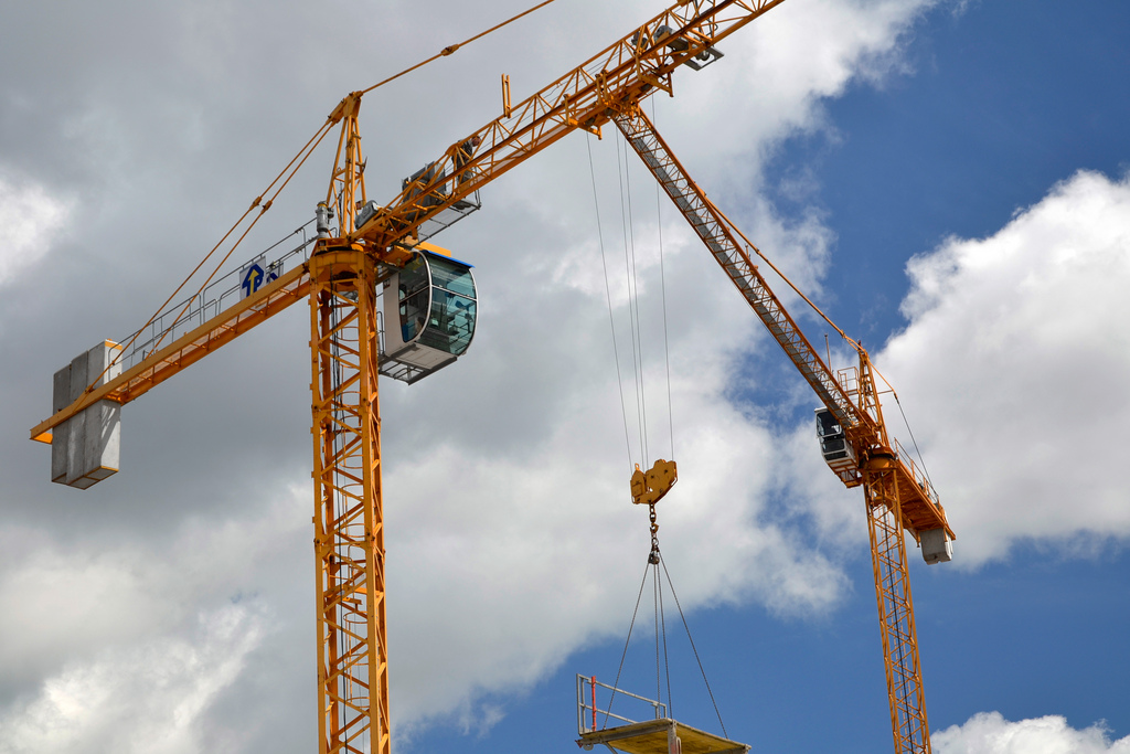 Где купить башенные краны Potain в РБ с доставкой