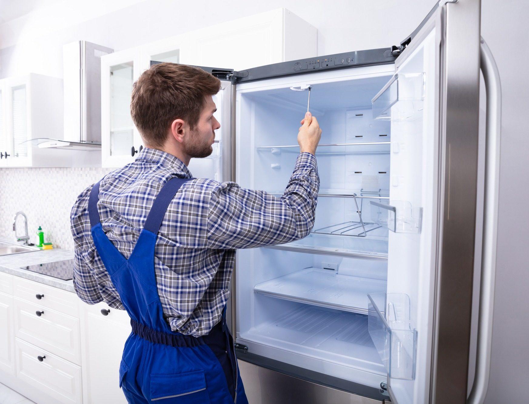 Причины поломок холодильников