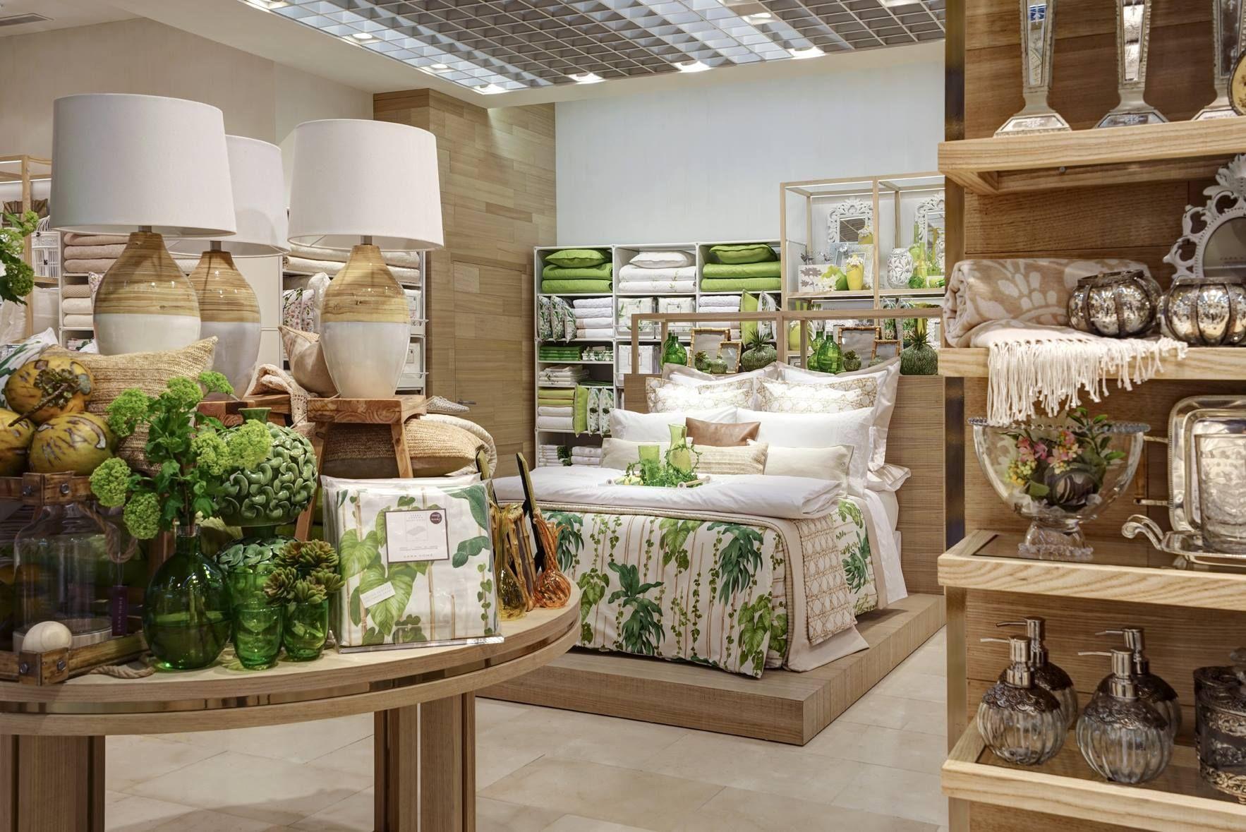 Магазин дизайнерской мебели, декора и текстиля