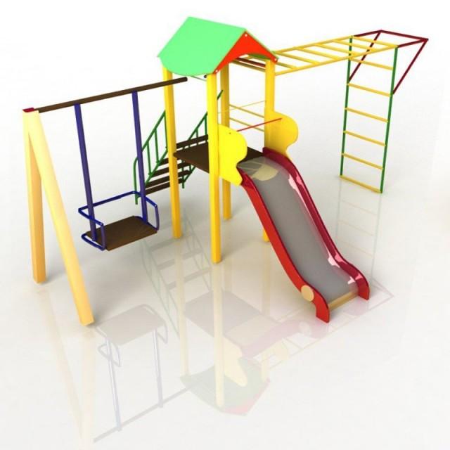 Качественные детские игровые площадки