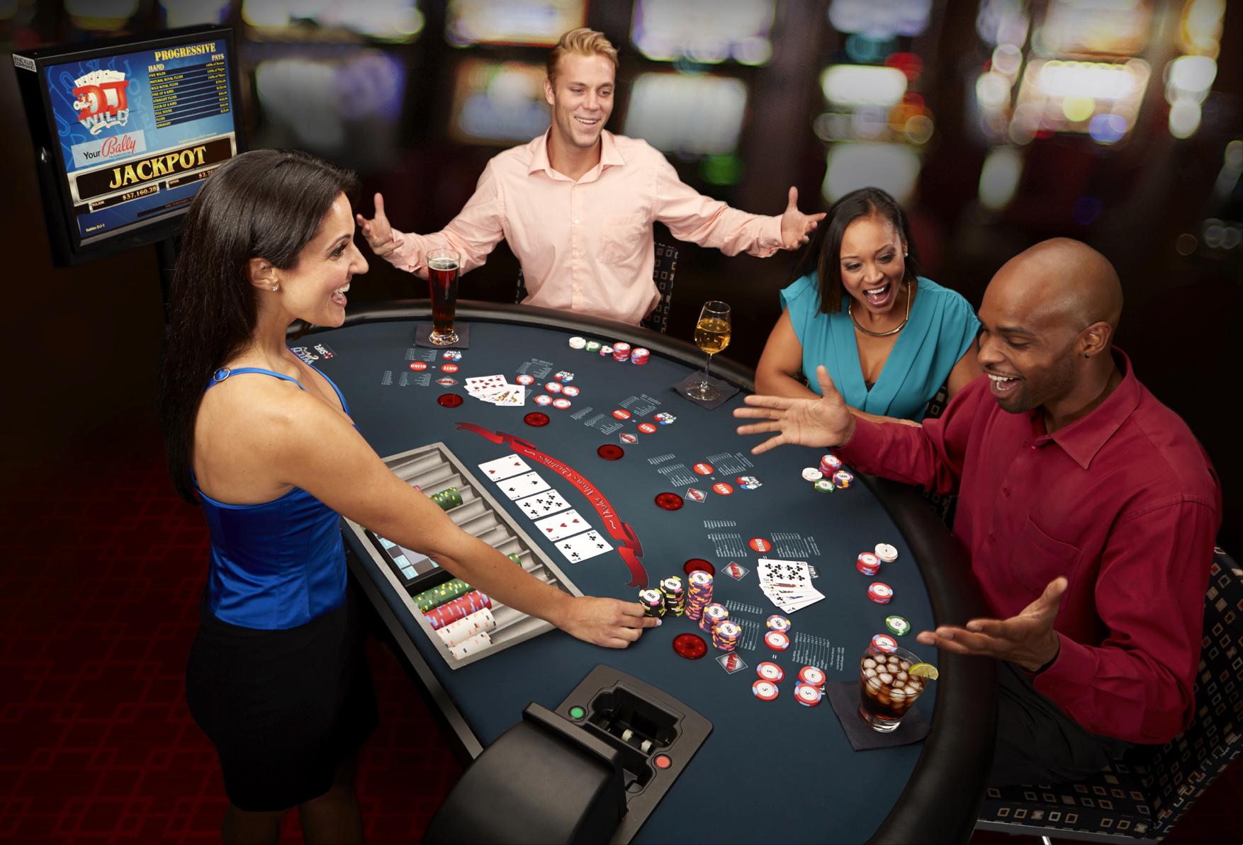 Почему стоит играть в онлайн казино