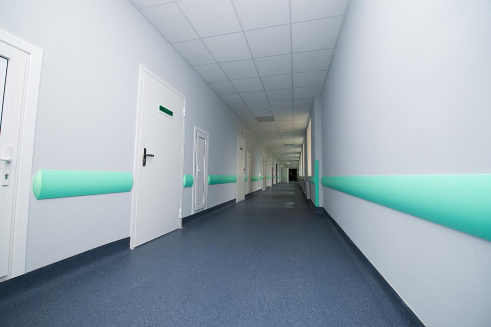 Преимущества защиты стен для больниц