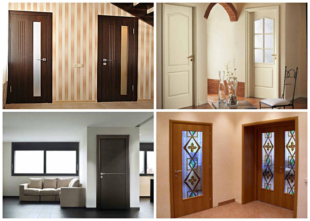 Межкомнатные двери: особенности материалов, виды и как выбрать подходящую модель