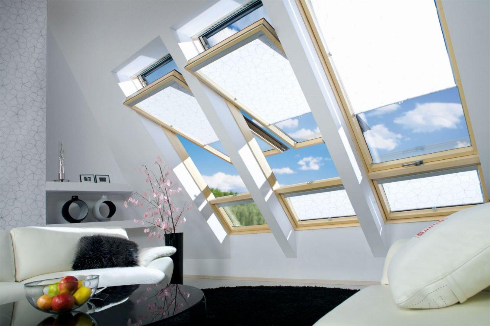 Как выбрать окна на чердак?